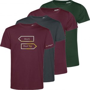 Camisetas Dilema