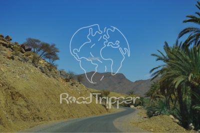 Por el Retrovisor - Camiseta PR Valle del Draa