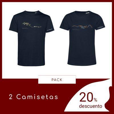 Pack 2 Camisetas RoadTripper
