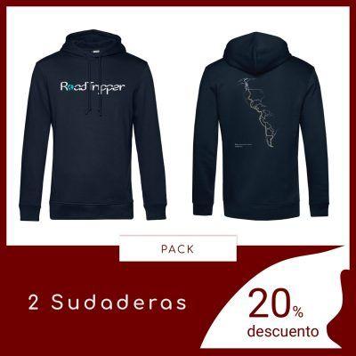 Pack 2 Sudaderas RoadTripper